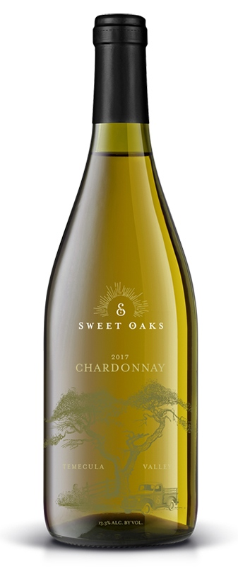Sweet Oaks Wine - White Wine - 2017 Chardonnay