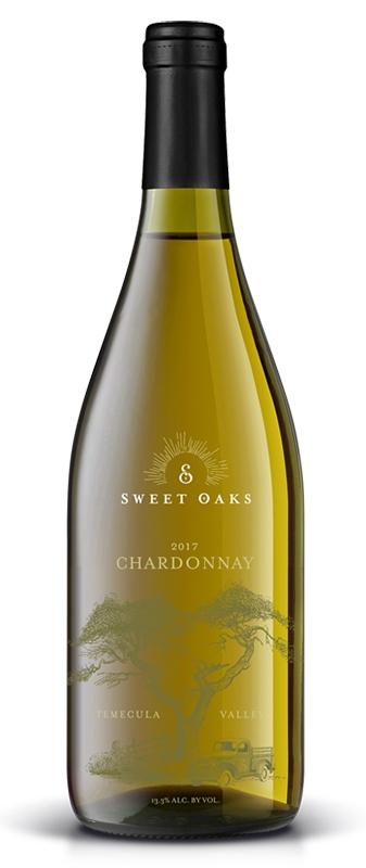 Sweet Oaks Wine - White Wine - 2017 Chardonnay