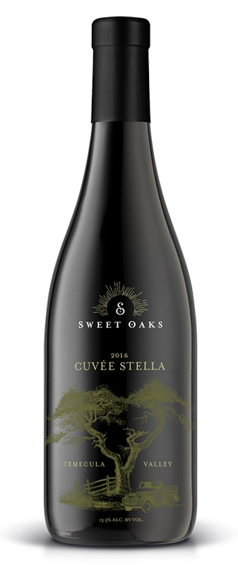 Sweet Oaks Wine - Red Wine - 2016 Cuvee Stella