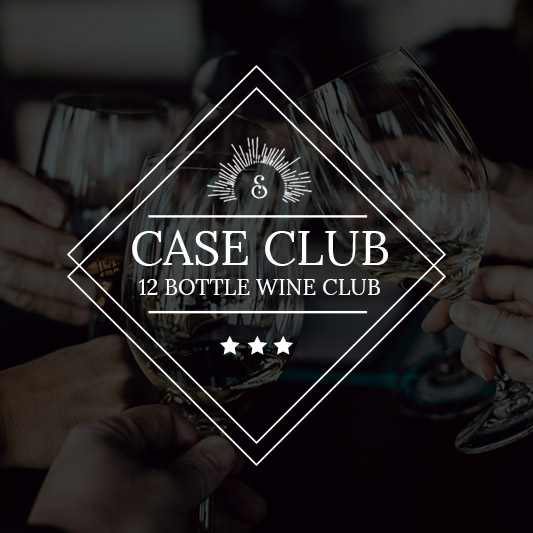 Case Club | 12 bottle Wine Club