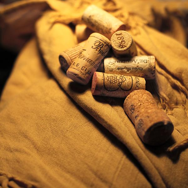 Corks affect Wine